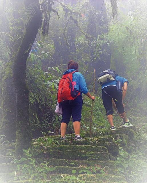 hiking nepal - mtnepal