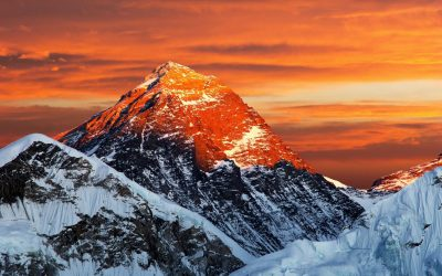 Mt. Everest Sunrise